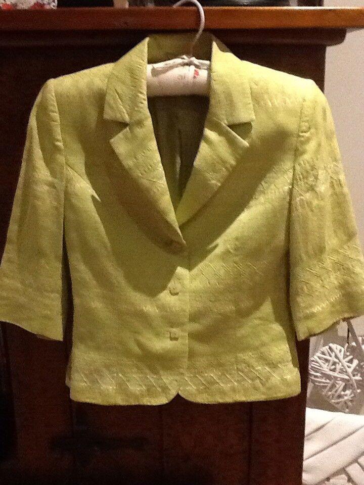 Jacket Size 8. Minuet.Wedding.mother Of Bride.races.summer.evening