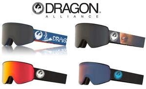 33294abf6c50 Image is loading Dragon-Alliance-NFX2-Snowboard-Ski-Goggles-Many-Colors-
