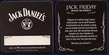 JACK DANIEL'S  EXPORT COASTER FOR USE IN THE NETHERLANDS JA16019