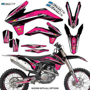 FITS KTM 2003 2004 SX 125 200 250 450 525 GRAPHICS KIT DECO DECALS MOTO STICKER Motorcycle Decals & Stickers