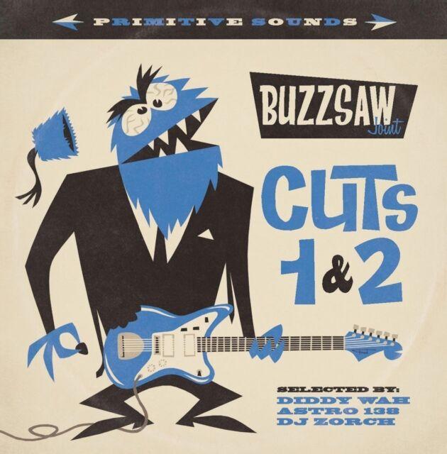 BUZZSAW JOINT 01+02   CD NEUF