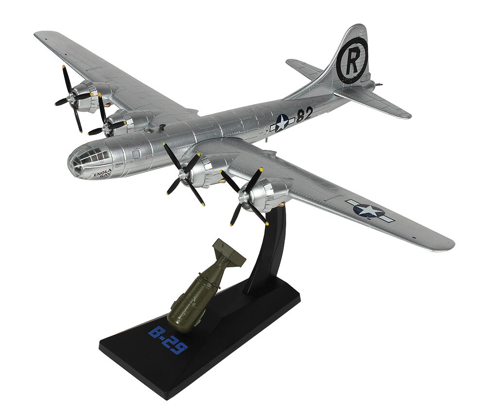 Airforce 1 1 1 1 144 Scale Enola Gay Boeing B-29 Superfortress Diecast AF1-0112B 5cd652