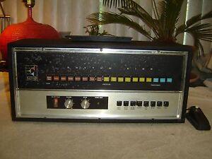 gibson maestro mrk 1 original sound system rhythm king drum machine vintage ebay. Black Bedroom Furniture Sets. Home Design Ideas