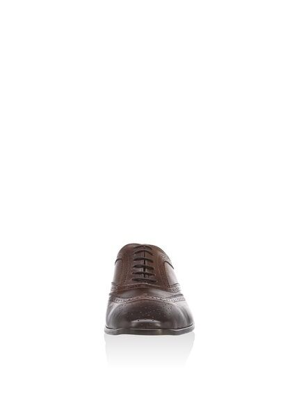 Hemsted & Sons Sons Sons Oxford Budapester braun Gr. 9 43 NP 289 EURO 89c9fc