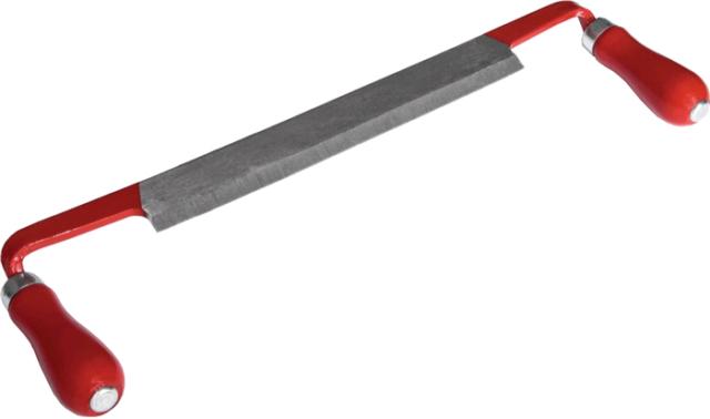 Kirschen Zugmesser gerade Messer 250 mm Ziehmesser Schälmesser Holzheften