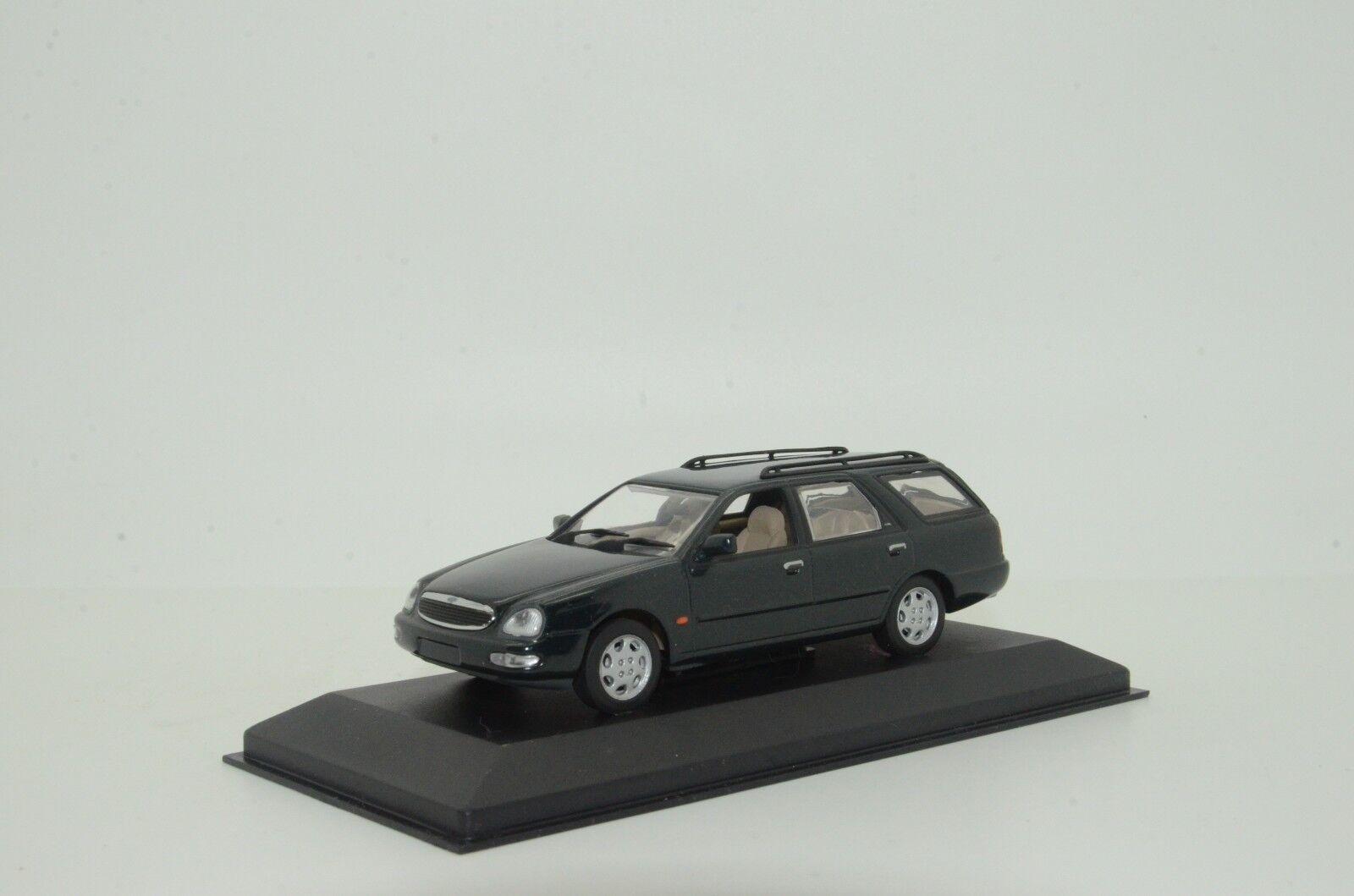 Rare     Ford scorpio break 1995 MINICHAMPS en métal vert 84012 1 43  centre commercial de la mode