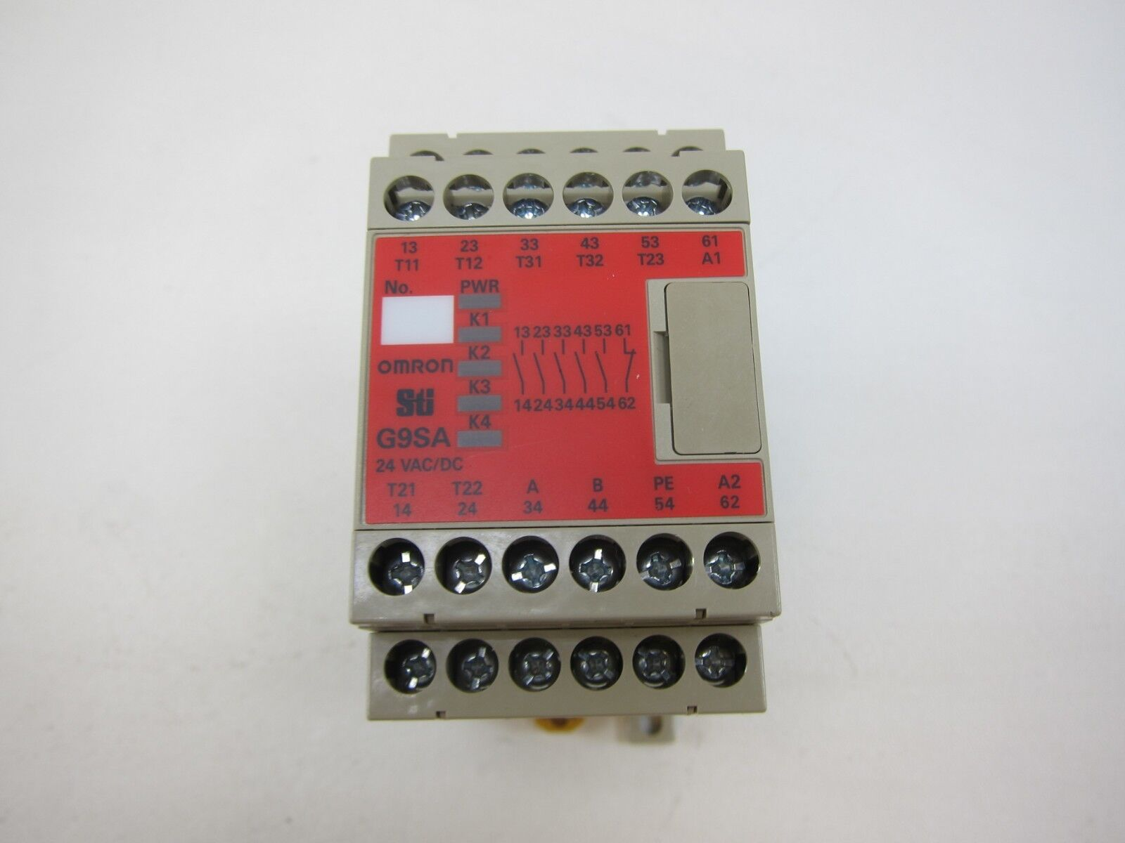 Omron G9SA-501 Safety Relay Unit G9SA