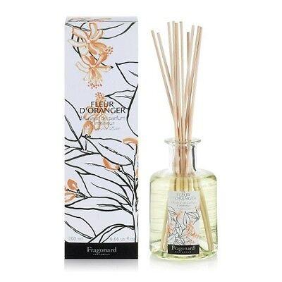 FRAGONARD Raumduft Spender FLEUR D' ORANGER - Room Fragrance Diffuser ORANGE