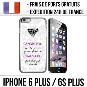 coque citation iphone 6