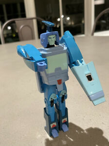 Vintage 1986 Hasbro Takara Transformers Autobots Original Blurr G1 Generation 1