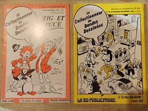 2-revues-le-collectionneur-de-bandes-dessinees-numero-40-et-numero-48