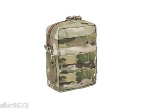 ELITE OPS LARGE GENERAL UTILITY POUCH MULTICAM MOLLE POUCH COYOTE CORDURA