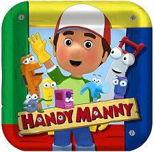 Handy  Manny # 10 - 8 x 10 - T Shirt Iron On Transfer