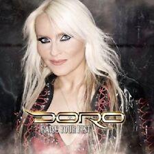 DORO - RAISE YOUR FIST  CD  HEAVY METAL  NEU