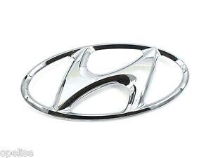 Detalles Acerca De Genuina Nueva Insignia De Inicio Logo Emblema Trasero Hyundai Para I30 5dr Hatchback 2015 2017 Mostrar Titulo Original