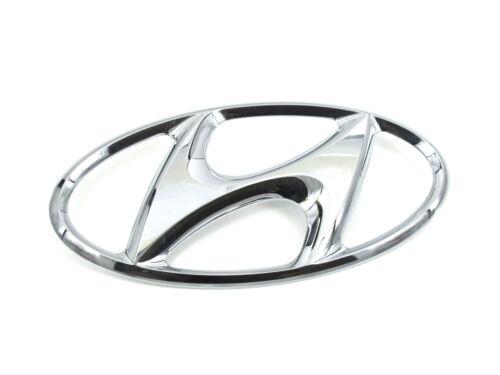 Genuine New Hyundai Badge Coffre Arrière Logo Emblème Pour i30 2012-2018 Elantra 2012 />