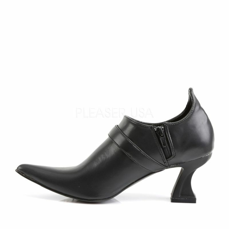 Funtasma NERO PUMPS elf-05 NERO Funtasma ECOPELLE 9fba23