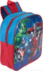 UFFICIALE-Marvel-Avengers-Per-Bambini-Ragazzi-Zaino-Scuola-Vivaio-Borsa-LIBRO