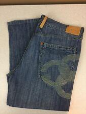 Gino Green Global Hip Hop Baggy Jeans - Medium Wash - Size 40