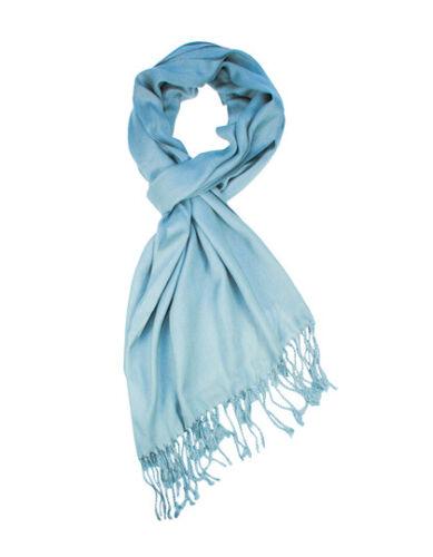 Damen Schal mit Fransen Modisch leicht hochwertig
