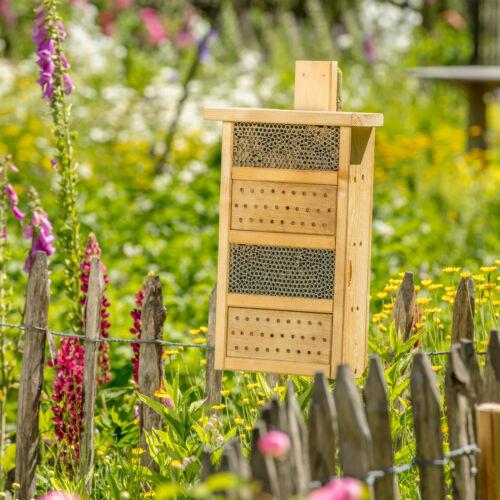 Neudorff WildgärtnerFreude 1 Stück BienenhausWildbienenhausInsektenhotel