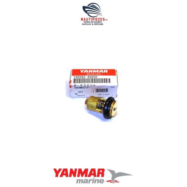 105582-49200 Termostato Motor Diesel Yanmar Marine GM / Hm / Ys