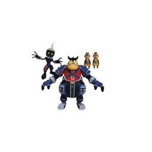 Action Figure Kingdom Hearts Pete Chip & Dale Soldier Dale #1
