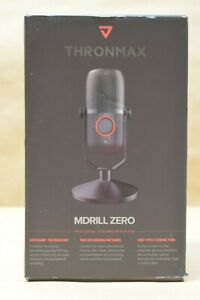 Thronmax Mdrill Zero Professional Streaming USB Microphone NEW IN BOX