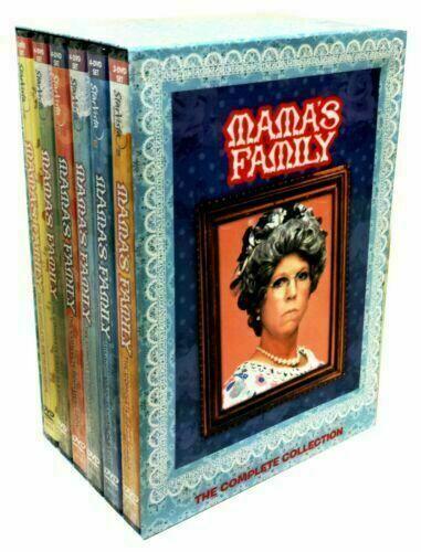 Mamas Familia: temporadas 1-6 la Colección Serie Completa (DVD, 2017 conjunto de 22 Discos)