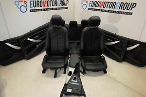 BMW-F35-Sedili-Interni-in-pelle-Sedili-pelle-Sport-Dakota-Nero