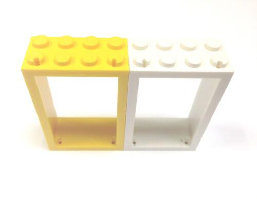 Select Colour LEGO 4130 2X4X5 Door Frame FREE P/&P!