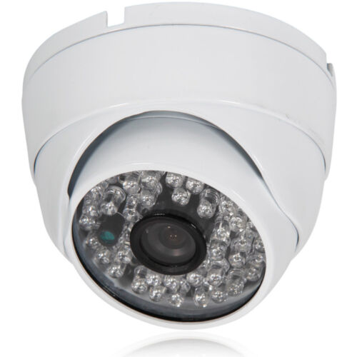 Wide angle 1300TVL HD IR Night Home Dome Surveillance CCTV Camera IR-Cut System