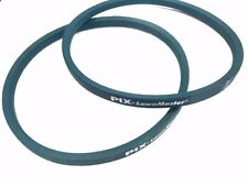 2 véritable mitsuboshi pto ceintures pour kubota G18//G21 remplace p//n 66021-25080