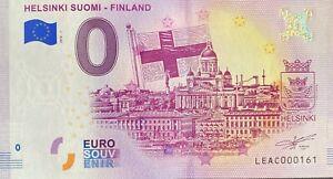 BILLET-0-EURO-HELSINKI-SUOMI-FINLAND-2018-N-PALINDROME-161