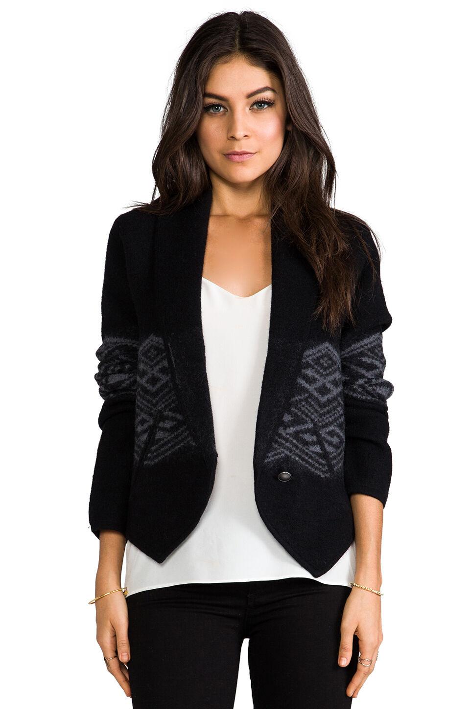NWT Twelfth Street Cynthia Vincent Wool Cardigan Sweater, Sz XS Petite,