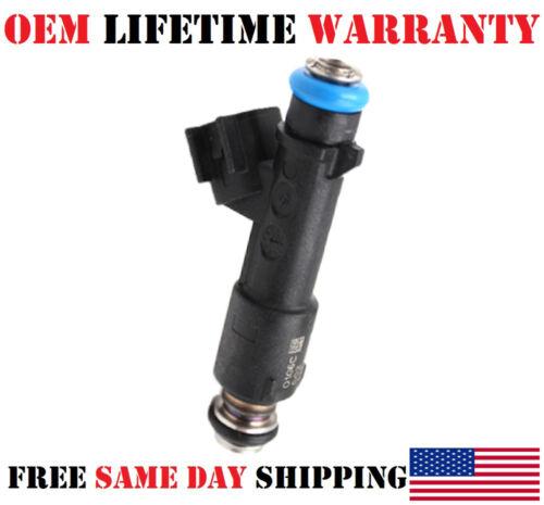 MP#12599504// Rebuilt 1x OEM Delphi Fuel Injector //YRS 08-09 GMC Envoy 4.2L I6//