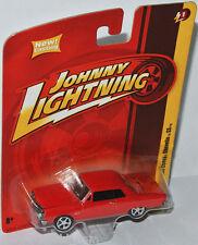 Forever 64 R1 - 1965 CHEVY CHEVELLE SS - red - 1:64 Johnny Lightning