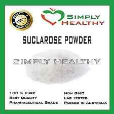 ARTIFICIAL SWEETENER SUCRALOSE 100g PHAMACEUTICAL GRADE -WITH TRACKING