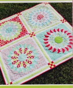 CLEARANCE-Firecracker-fun-pieced-quilt-PATTERN-Amanda-Murphy-FQ-Friendly