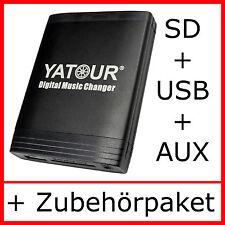 USB AUX adaptador Porsche CR CDR 11 21 31 cdc-3 mp3 SD-Interface cambiador de CD