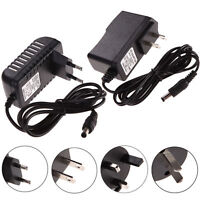 AC100-240V To DC 1A 2A 3A Power Supply Adapter Converter Cord Cable 5.5mm*2.1mm