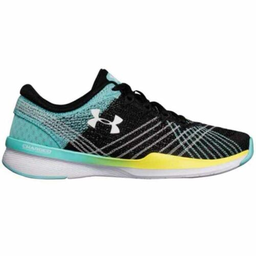 Details about  /Under Armour Women/'s Threadborne Push Tr Training Shoes 1296206 003 Black//Tropic