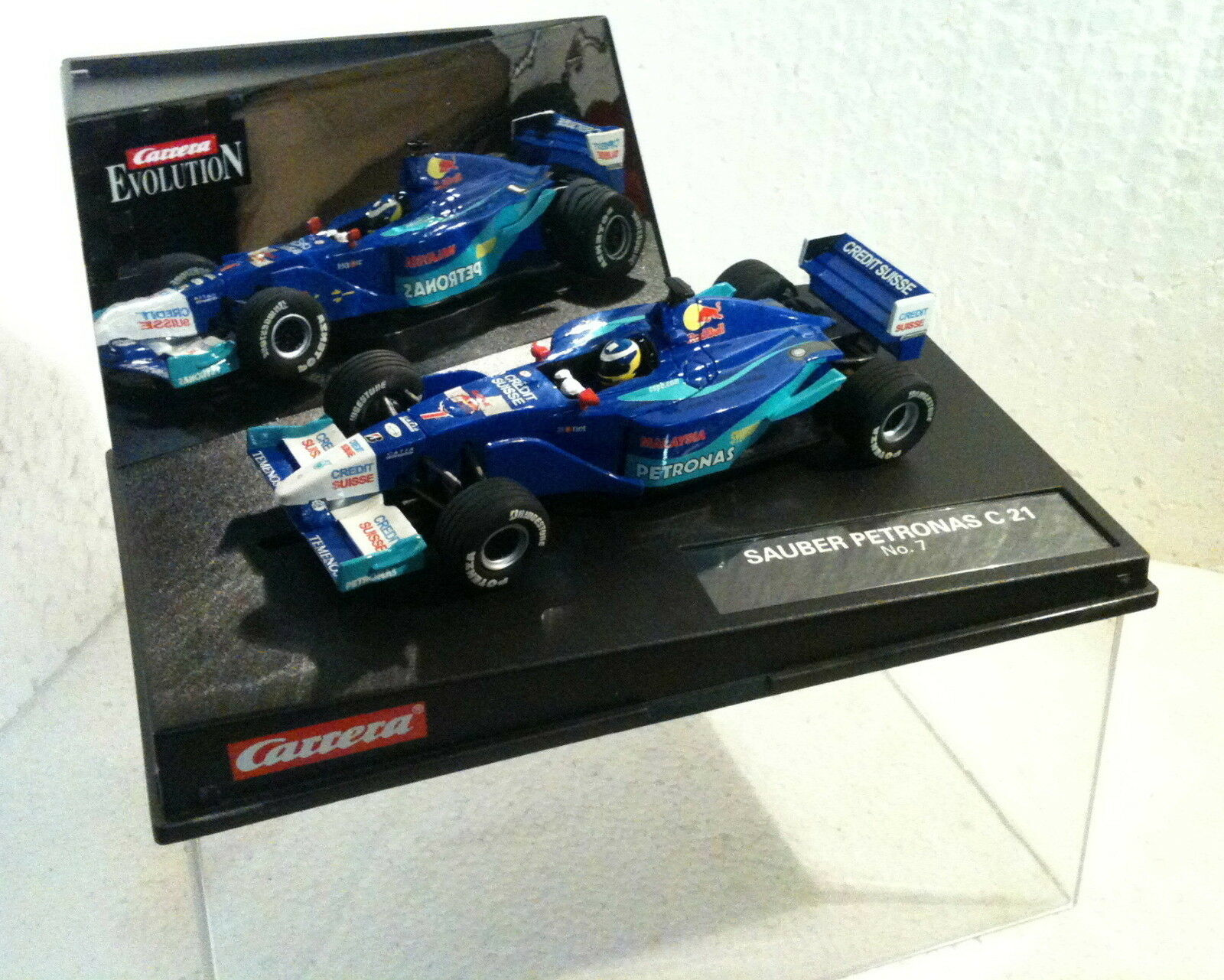 Qq 25459 CARRERA EVOLUTION SAUBER PETRONAS C 21   7