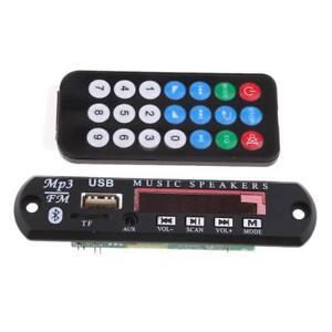 5V-Car-Bluetooth-MP3-Decoder-Board-Audio-Module-USB-TF-AUX-FM