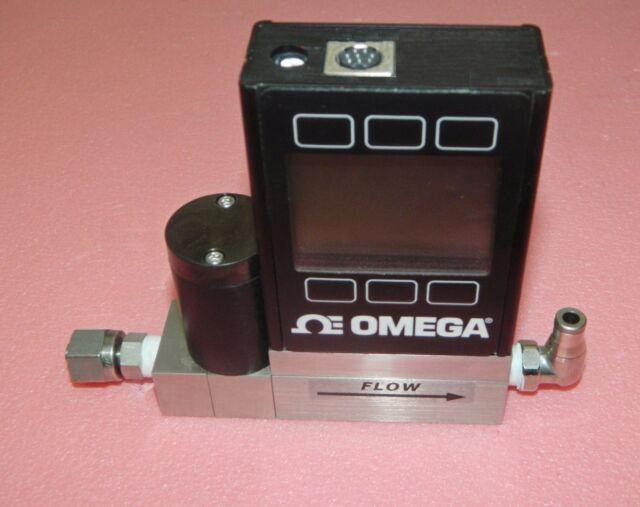 OMEGA FMA-2606A MASS FLOW METER  FMA-2606A-VOL-3DATA-OUT