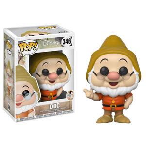 Disney-blanche-neige-et-les-sept-Nains-Pop-Figurine-En-Vinyle-Doc