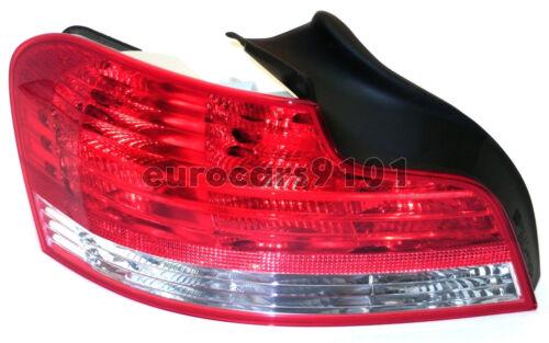 BMW 128i Hella Left Tail Light 009615091 63217285641 New