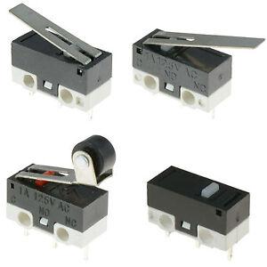 5-x-Ultra-Mini-Microswitch-SPDT-Sub-Miniature-Micro-Switch