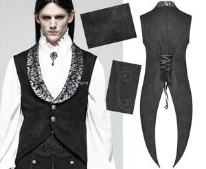 Gilet-veste-queue-de-pie-chevrons-gothique-dandy-victorien-corset-PunkRave-Homme