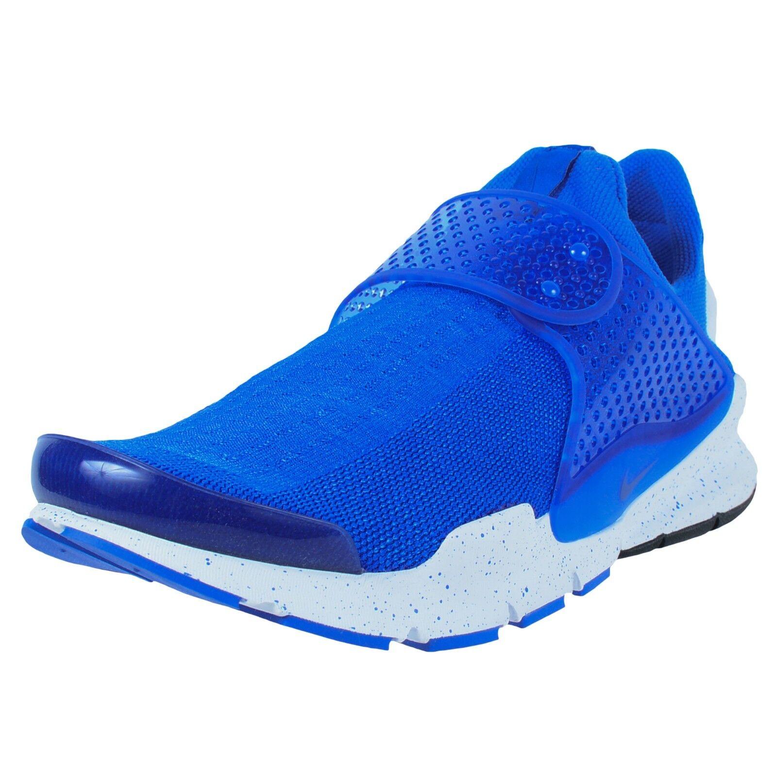 Nike sock dardo se occasionale in scarpe da ginnastica e racer blu racer bianco e ginnastica blu 833124 401 638497